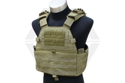 TMC EG Assault Plate Carrier (Khaki)