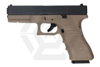 WE GBB G17 (Tan)