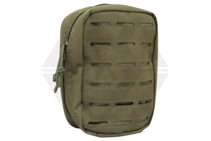 Viper Laser MOLLE Medium Utility Pouch (Olive) © Copyright Zero One Airsoft