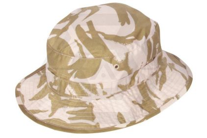 Mil-Com British Style Special Forces Bush Hat (Desert DPM) - Size 58cm © Copyright Zero One Airsoft