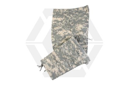 Tru-Spec U.S. Genuine Issue Army Combat Rip-Stop Trousers (ACU) - Size L 35-39""