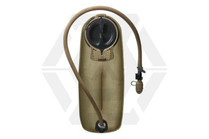 CamelBak Mil-Spec Antidote 3L Hydration Bladder with Insulating Tube (Coyote Tan)