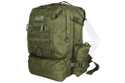 Viper MOLLE Mission Pack (Olive) © Copyright Zero One Airsoft