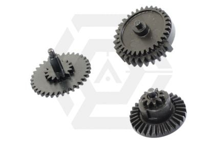 Guarder Steel Gear Set (for Version 7 Gearbox) © Copyright Zero One Airsoft