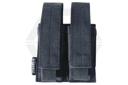 Viper MOLLE Double Pistol Mag Pouch (Black)