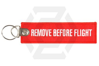 "VOS Key Chain ""Remove Before Flight"""