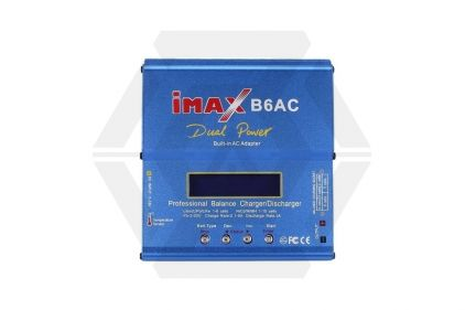 iMAX Professional Balance Charger/Discharger NiCD / NiMH / LiPo / LiFe / PB Charger © Copyright Zero One Airsoft