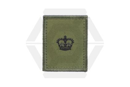 Helmet Rank Patch - Major (Subdued) © Copyright Zero One Airsoft