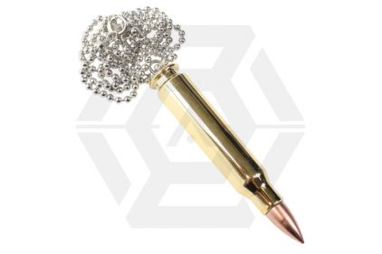 G&G Bullet Necklace © Copyright Zero One Airsoft