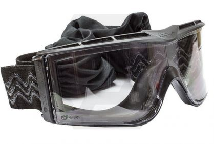 Bollé Ballistic Goggles X810 with Platinum Coating © Copyright Zero One Airsoft
