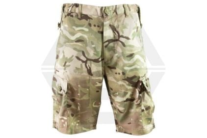 "Highlander Elite Shorts (MultiCam) - Size 32"" © Copyright Zero One Airsoft"