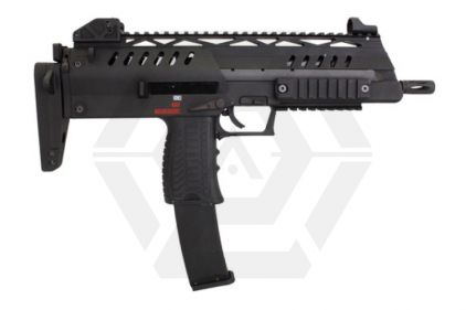 WE GBB SMG-8 (Black)