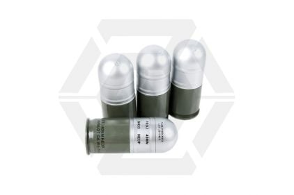 TMC Dummy 40mm Grenade M433HE1 (Set of 4) © Copyright Zero One Airsoft