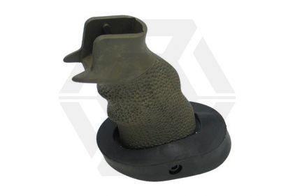 King Arms Target Grip for M4 (Olive)