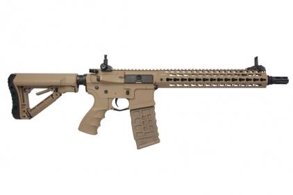 G&G Combat Machine AEG CM16 SR-XL with ETU DST (Tan)