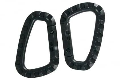 Viper Tactical Carabina Set of 2 (Black)