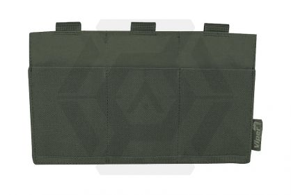 Viper MOLLE Elastic Triple M4 Mag Pouch (Olive) | £7.95