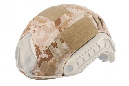 101 Inc Fast Helmet Cover (Digital Desert)