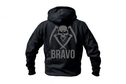 Daft Donkey Special Edition NAF 2018 'Bravo' Viper Zipped Hoodie (Black)
