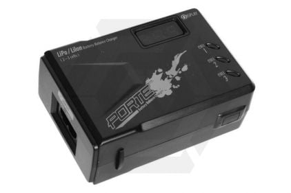 BOL Porte Li-ion/LiPo Charger © Copyright Zero One Airsoft