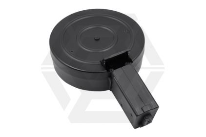 Echo1 AEG Drum Mag for GAT 550rds
