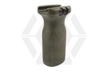 101 Inc RVG Style RIS Grip (Olive)