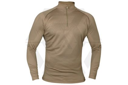 Viper Mesh-Tech Armour Top (Coyote Tan) - Size Extra Large