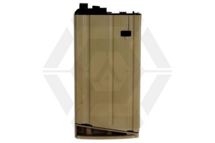 WE GBB Mag for SCAR-H 30rds (Tan) © Copyright Zero One Airsoft