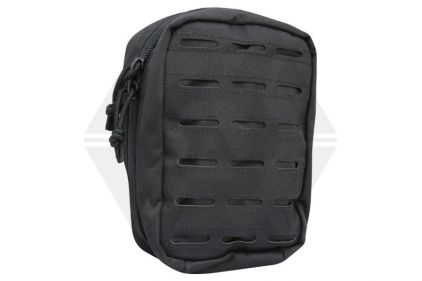 Viper Laser MOLLE Medium Utility Pouch (Black) © Copyright Zero One Airsoft