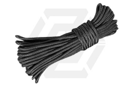 Mil-Com 9mm ParaCord, 15m (Black)