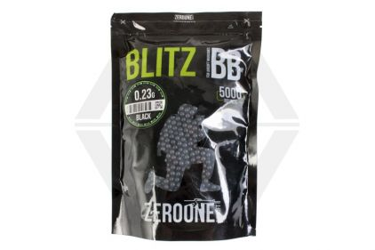 Zero One Blitz BB 0.23g 5000rds (Black)