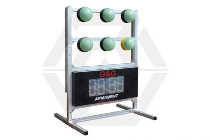 G&G MET 3x2 Target System with Timer