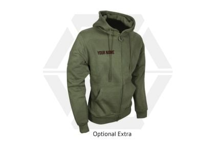 Daft Donkey Special Edition 'NAF 2017' Viper Zipped Hoodie (Olive)