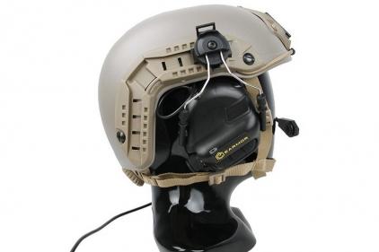 EB OPSMEN M32H Headset for Helmet Rails  (Military Standard Plug)