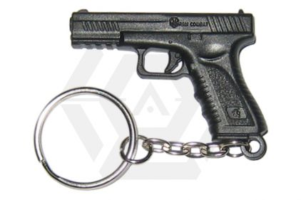 "APS ""Action Combat"" Key Chain"