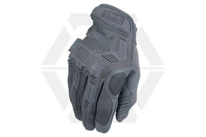 Mechanix M-Pact Gloves (Grey) - Size Small © Copyright Zero One Airsoft