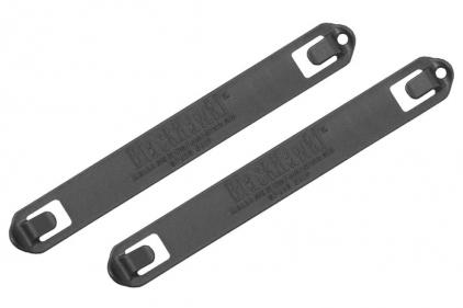 Blackhawk MOLLE 7 Width Speed Clip Set of 6 (Black)