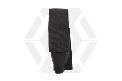 Blackhawk MOLLE Night Ops Flashlight Pouch with Speed Clip (Black) © Copyright Zero One Airsoft