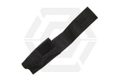 Blackhawk MOLLE Night Ops Flashlight Pouch with Speed Clip (Black)