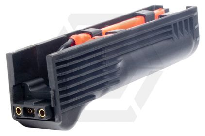 G&G 7.4v 1100mAh 20C LiPo Battery Handguard for GK74M/GKS74 © Copyright Zero One Airsoft