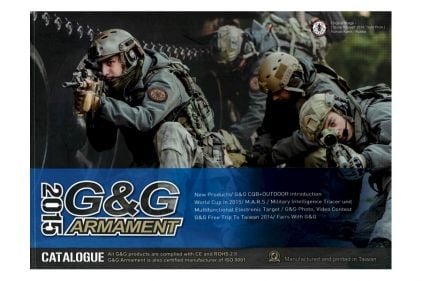 G&G 2015/2016 Catalogue