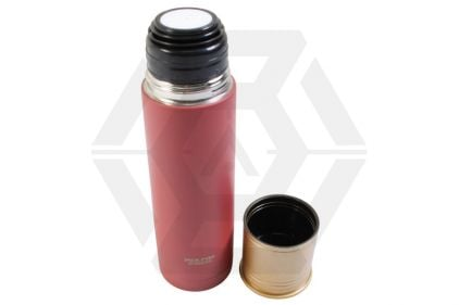 Jack Pyke 500ml Cartridge Flask (Red)