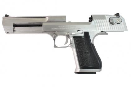 WE/Cybergun GBB Desert Eagle .50AE (Silver)