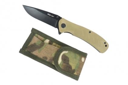 Web-Tex Warrior 85 Knife (MultiCam)