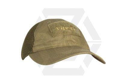 Viper Flexi-Fit Baseball Cap (Coyote Tan) © Copyright Zero One Airsoft