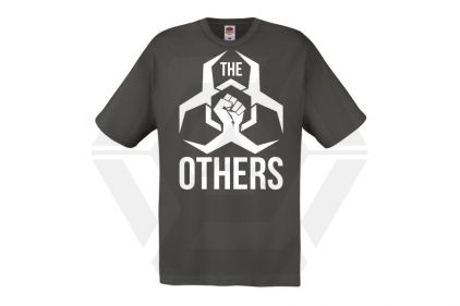 Daft Donkey Special Edition NAF 2018 'The Others' T-Shirt (Grey)