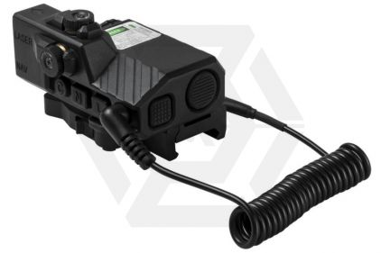 NCS Off-Set Navigation Unit with Green Laser