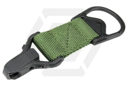 FMA MA1 Single Point Sling Paraclip Adapter (Olive)