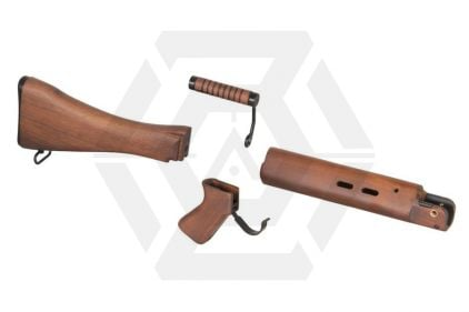 Ares Wood Furniture Kit for L1A1 © Copyright Zero One Airsoft