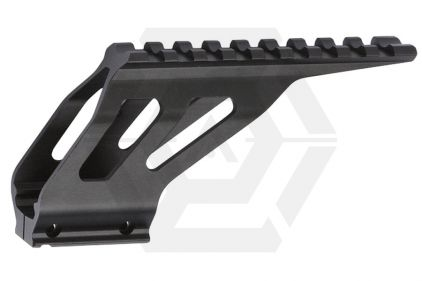 ASG CNC Rail Mount for CZ SP-01 Shadow